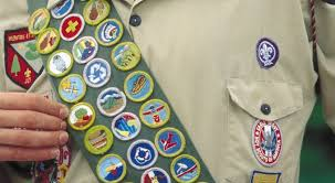 Merit Badges Align with Camps