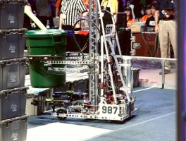 Super Bowl of robotics makes STEM subjects exciting