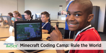 Minecraft Coding: Rule The World