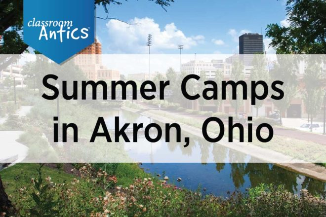 Summer Camps in Akron Ohio