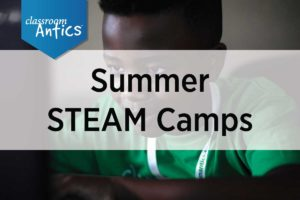STEAM Summer Camps