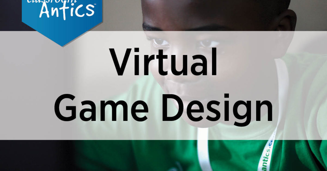 Virtual Game Design (Ages 10-13)