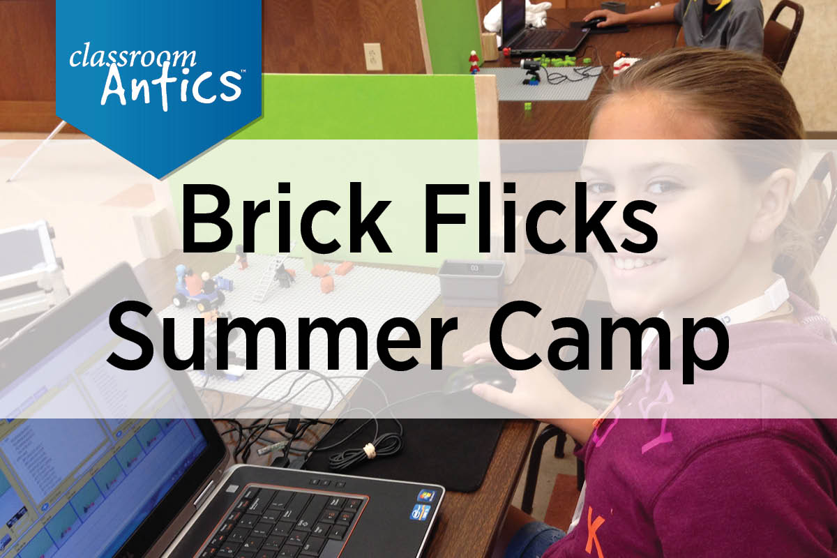 Brick Flicks Summer Camp