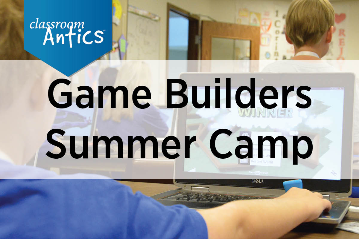 Game Builders Summer Camp
