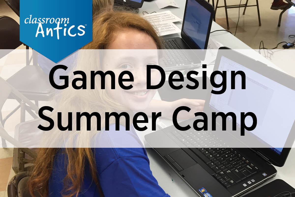 Game Design Summer Camp