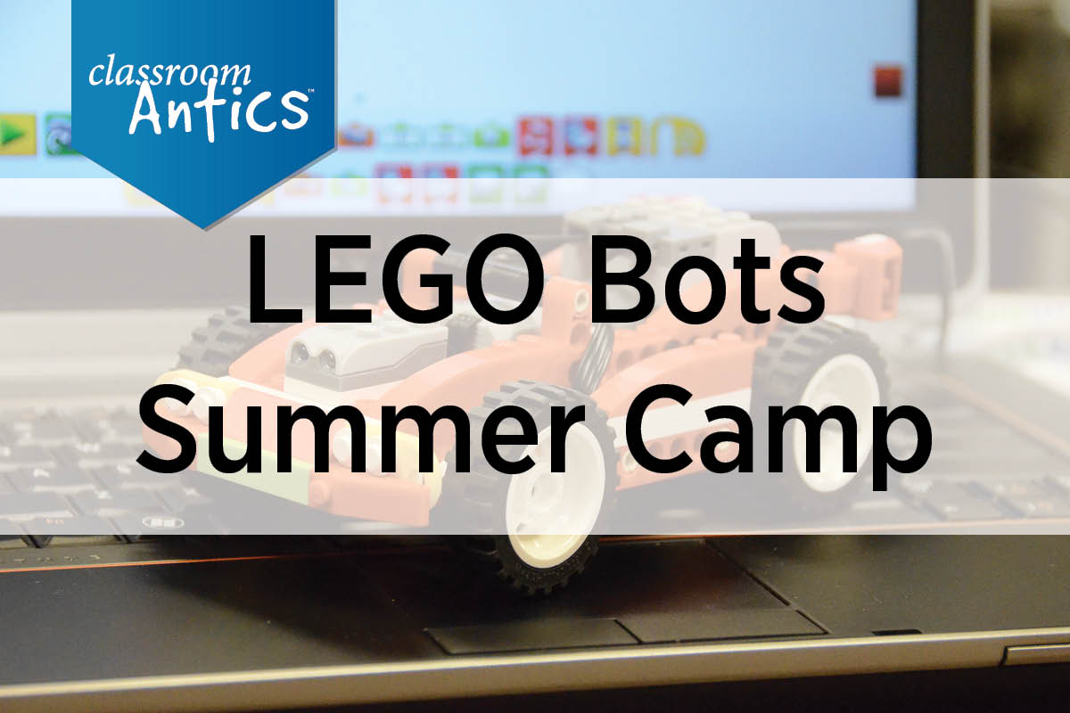 LEGO Bots Summer Camp