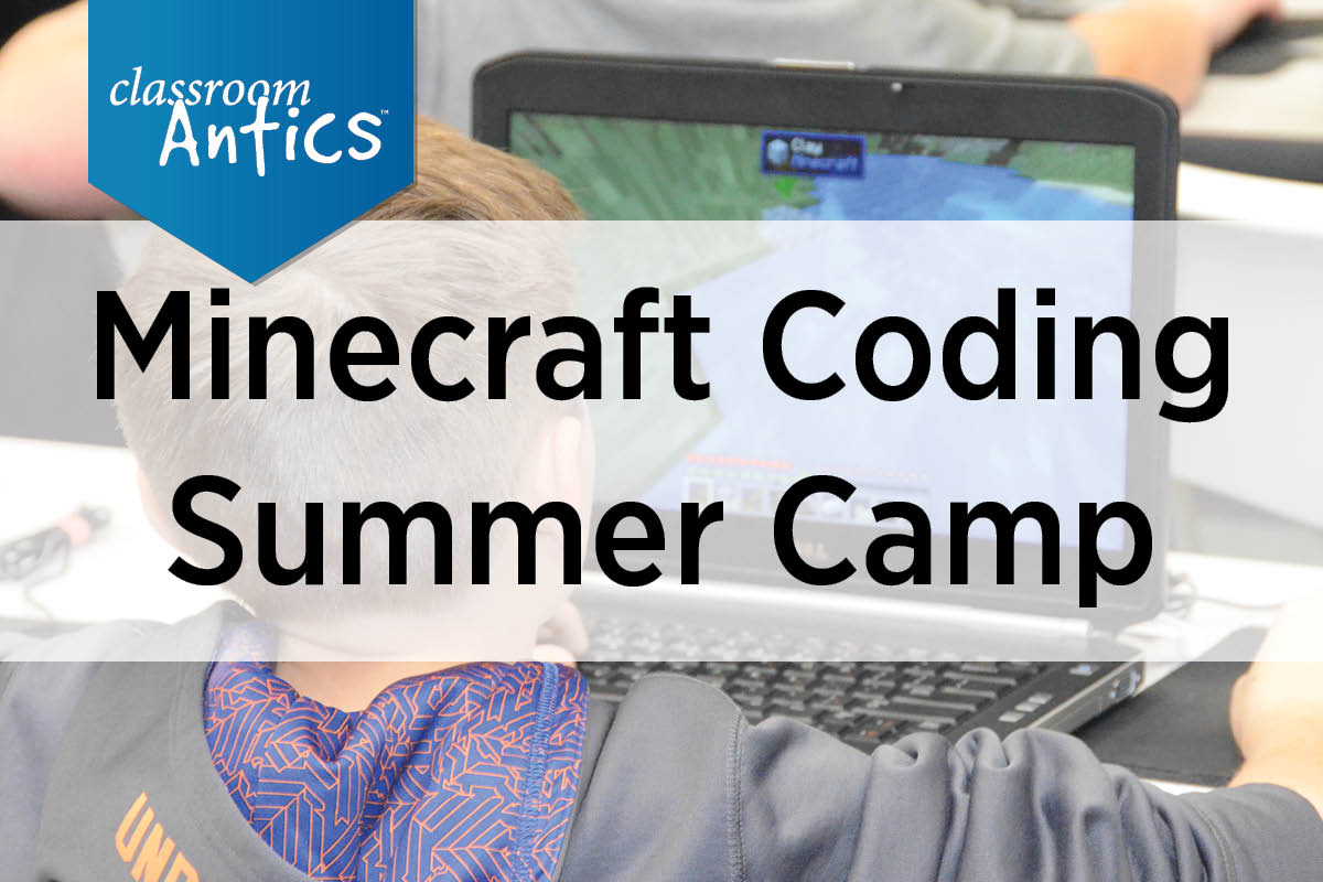 Minecraft Coding Summer Camp